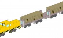 DL(ディーゼル)機関車用自動速度制御装置ATO(Automatic Train Operation)
