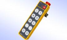 ハンディRⅡテレコン(着脱式キースイッチ+大型非常スイッチ付き)│ ハンディタイプ