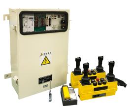 ハイパーテレコン、制御器と受信装置